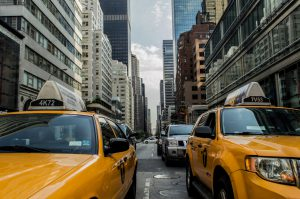 Analyzing NYC Taxi Open Data with GridDB and NodeJS