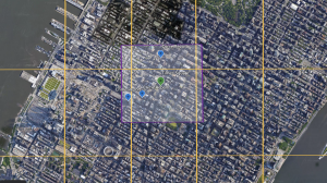 Using Geographical Queries Based On Bounding Boxes